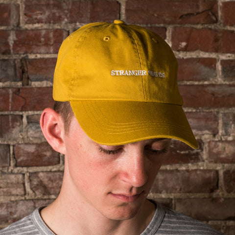 STRANGER WAVES HAT - YELLOW