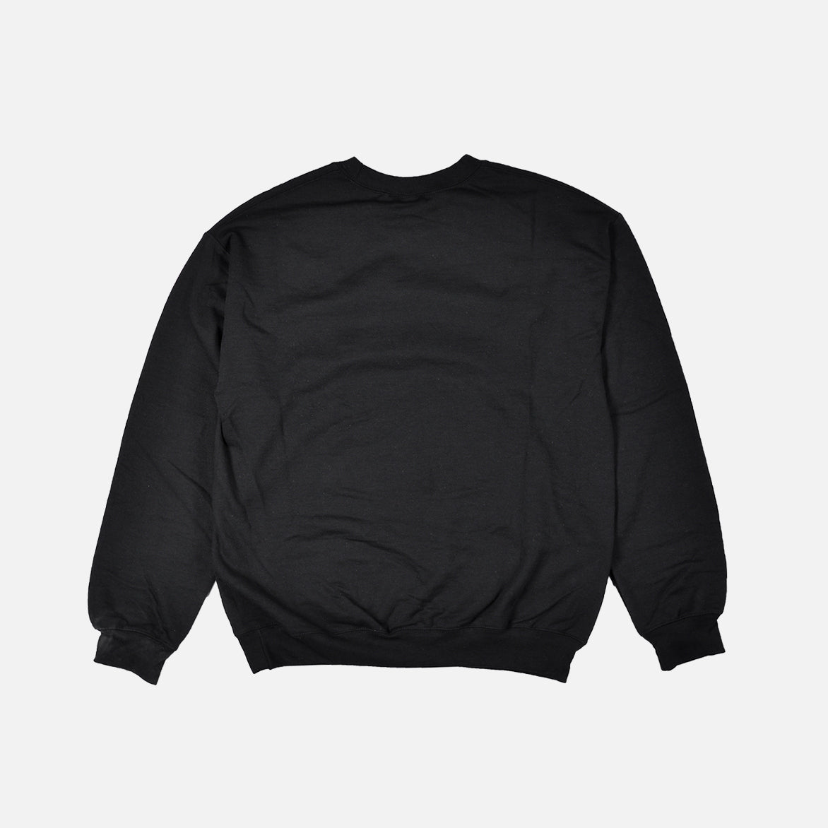 VARSITY CREWNECK - BLACK / TAN
