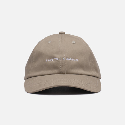 SIGNATURE DAD HAT - KHAKI
