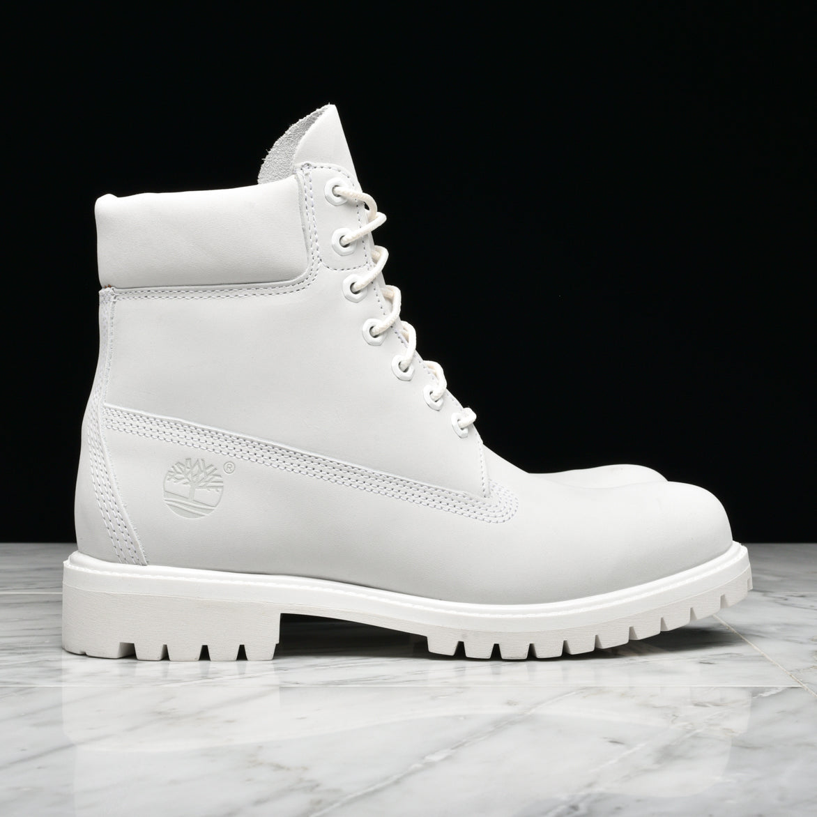 "LIMITED RELEASE 6"" PREMIUM WATERPROOF BOOT ""GHOST WHITE"""