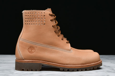 "TIMBERLAND x HORWEEN LIMITED RELEASE 6"" PREMIUM BOOT - VEG TAN"