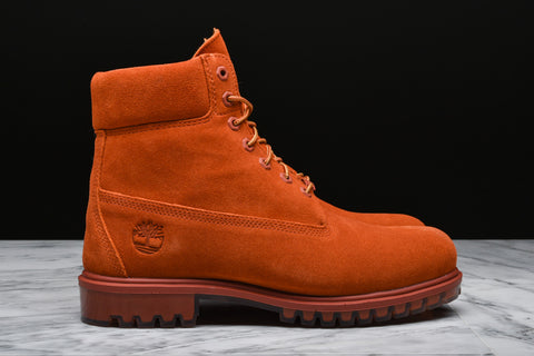 LIMITED RELEASE MEN'S 6 INCH PREMIUM BOOT - DARK RUST