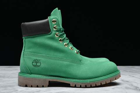 "LIMITED RELEASE 6"" PREMIUM WATERPROOF BOOT - CELTIC GREEN"