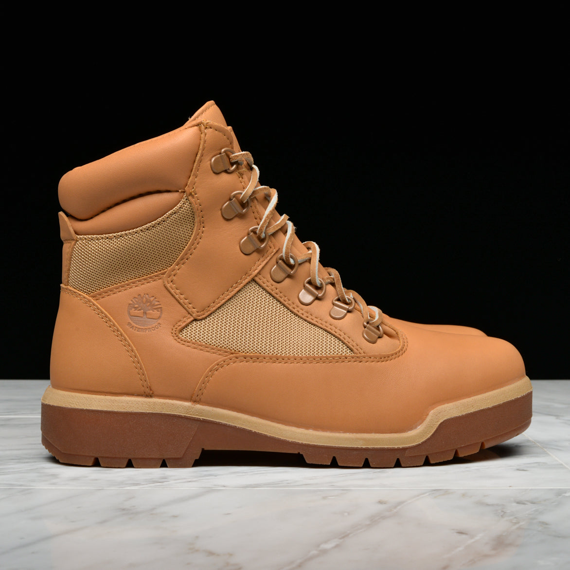 "LIMITED RELEASE HORWEEN WATERPROOF 6"" FIELD BOOT - NATURAL"