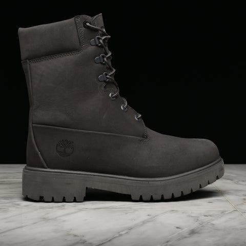 "PSNY X TIMBERLAND 8"" SIDE ZIP WATERPROOF BOOT - FORGED IRON"