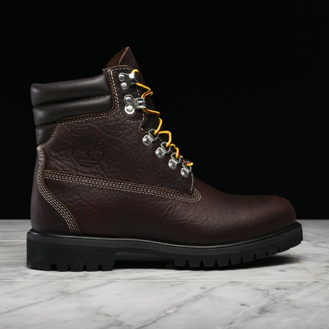 "LIMITED RELEASE 640 BELOW 6"" WATERPROOF BOOT - DARK BROWN"