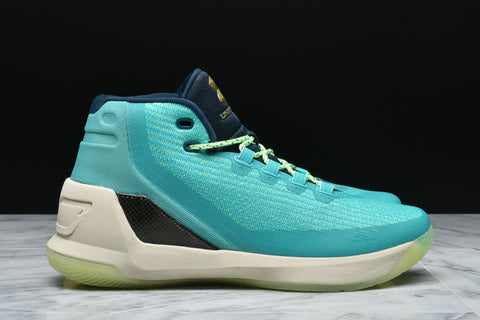 "UA CURRY 3 ""REIGN WATER"""