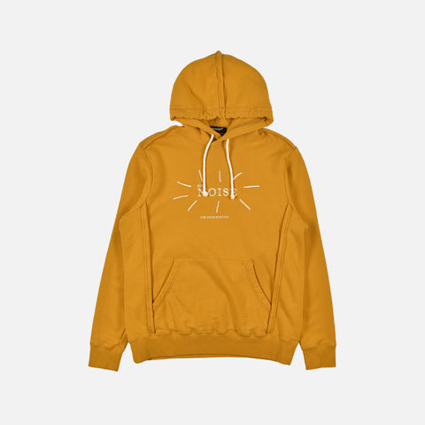 NEW NOISE HOODIE - DARK YELLOW