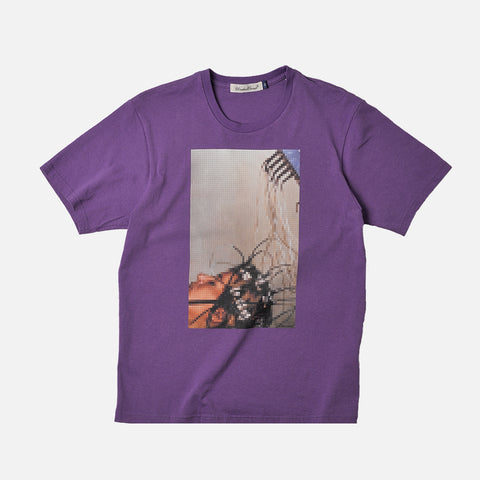PSYCHIC FORCE TEE - PURPLE