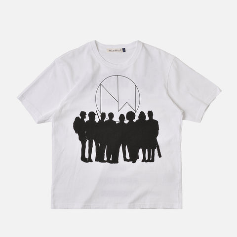 NEW WARRIORS TEE - WHITE