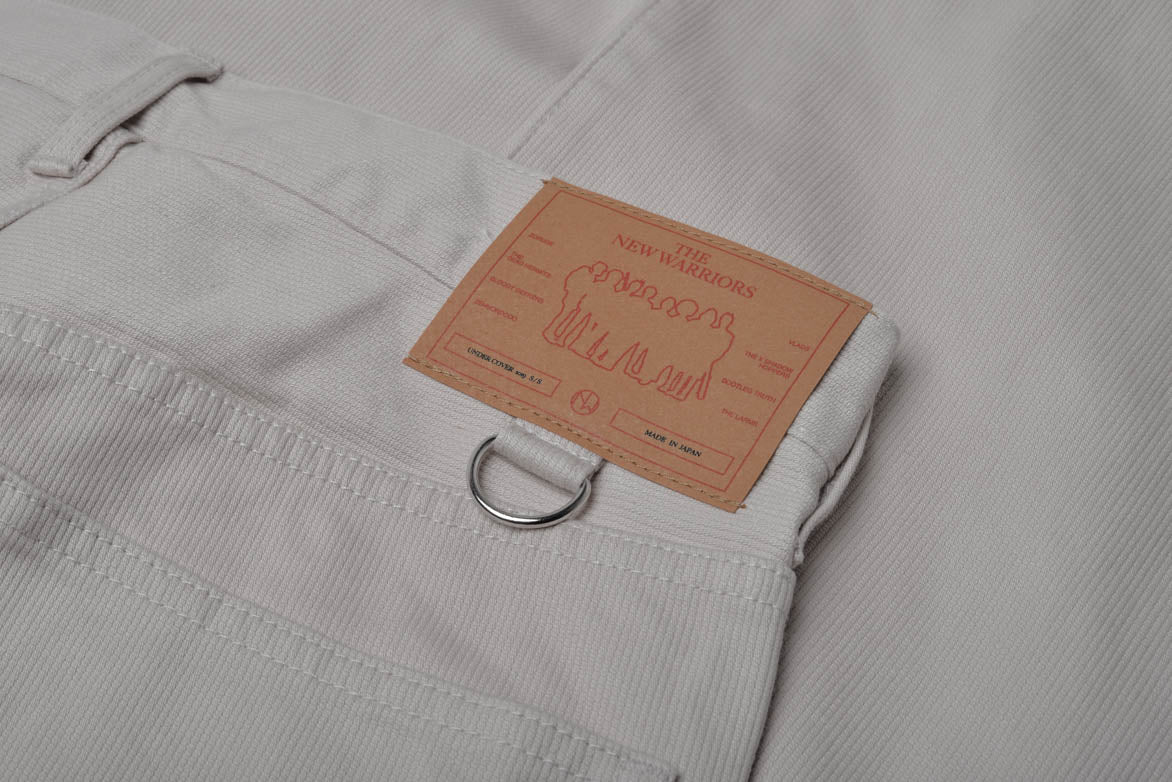 FLARE JEANS - LIGHT GREY