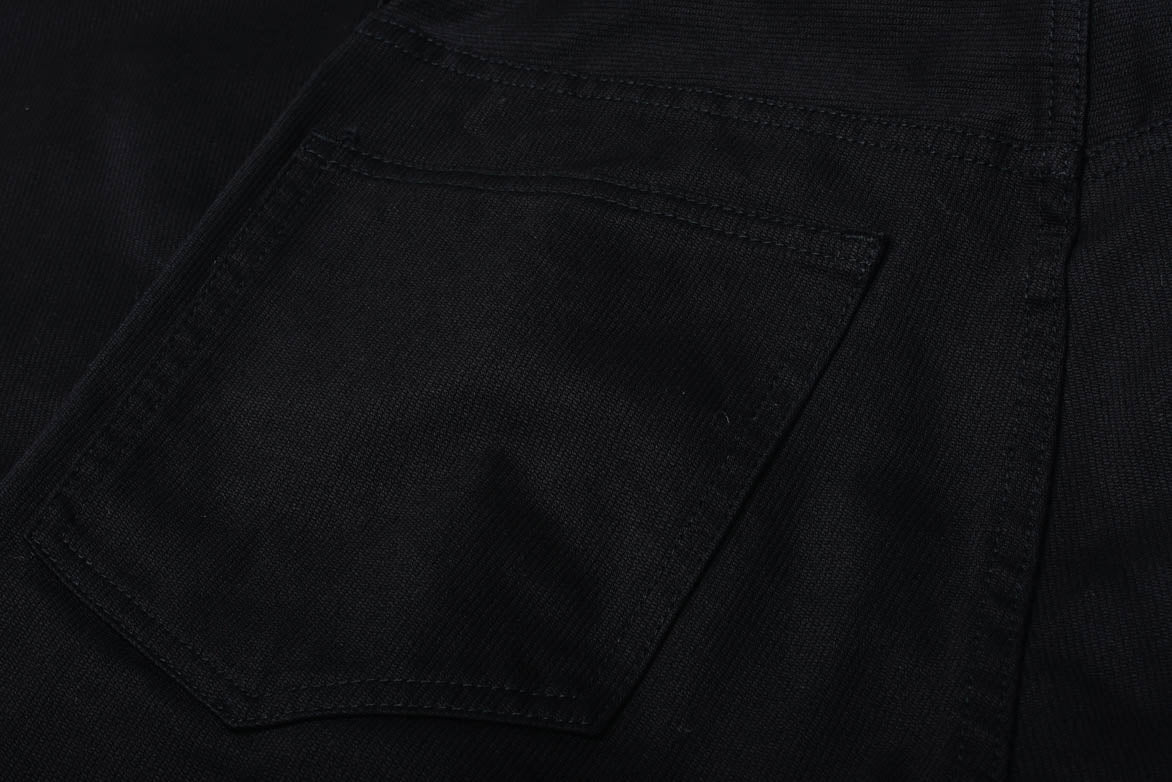 FLARE JEANS - BLACK