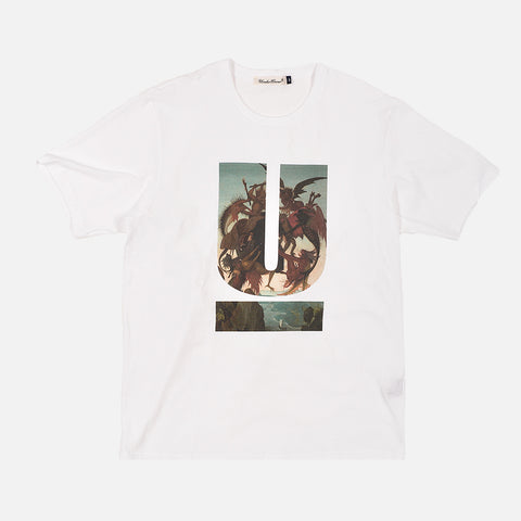 DEMON TEE - WHITE