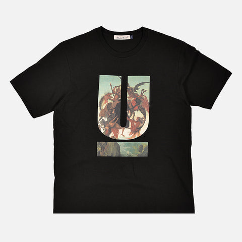 DEMON TEE - BLACK