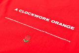 A CLOCKWORK ORANGE FANG TEE - WHITE