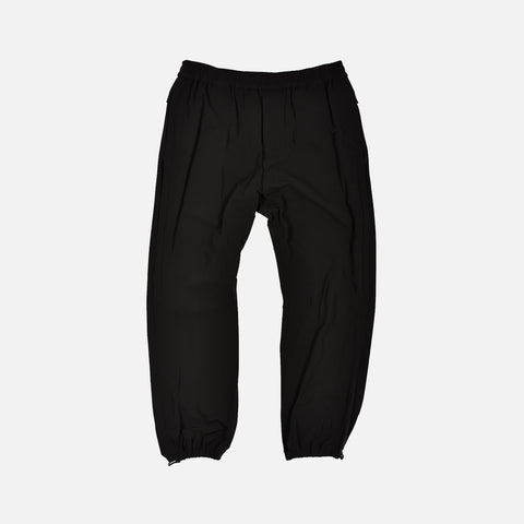 INDUSTRIAL AMBIENT ELASTICATED PANTS - BLACK