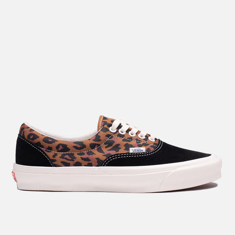 VANS VAULT OG ERA LX (ANIMAL PRINT) - LEOPARD / BLACK