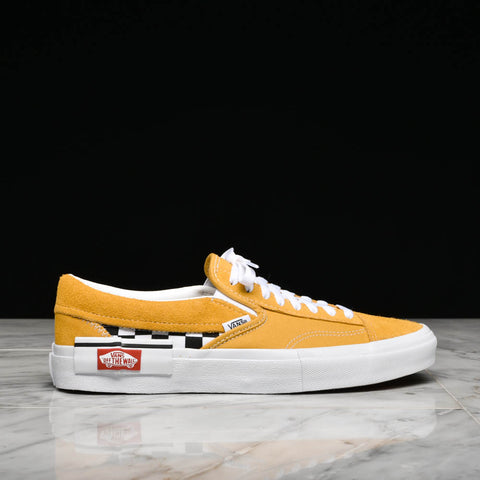"CLASSIC SLIP-ON ""CAP"" - YOLK YELLOW"