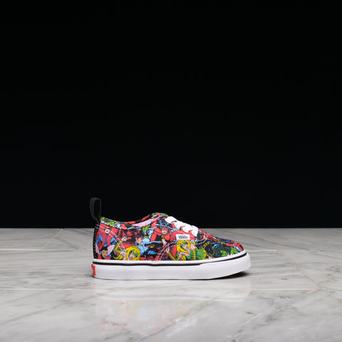 MARVEL x VANS AUTHENTIC ELASTIC (TD) - FEMALE HEROES