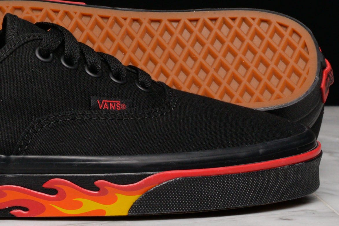 FLAME WALL AUTHENTIC - BLACK
