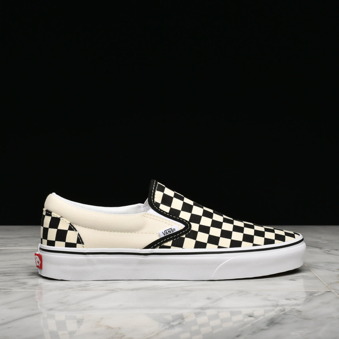 "CLASSIC SLIP-ON ""CHECKERBOARD"""