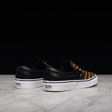 "CLASSIC SLIP-ON ""CALF HAIR"" - CHECKERBOARD / WHITE"