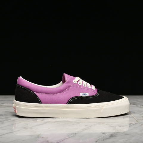 OG ERA LX - BLACK / MULBERRY
