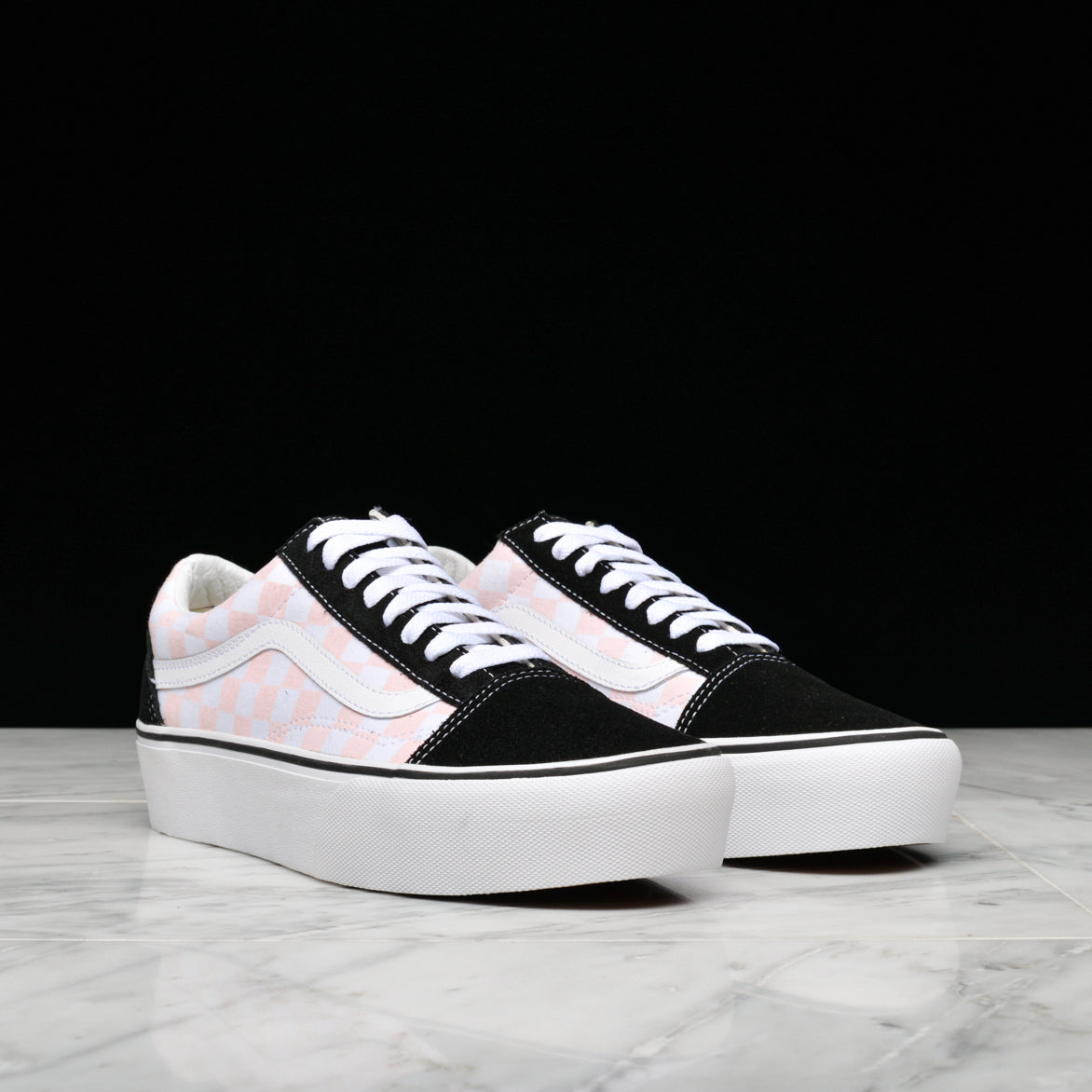 vans old skool checkerboard size 6