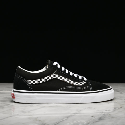 "OLD SKOOL ""VELCRO SIDESTRIPE"" - BLACK"