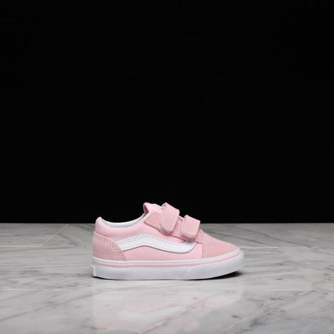 OLD SKOOL V (TODDLER) - CHALK PINK