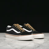 ANAHEIM FACTORY OLD SKOOL 36 DX - OG BLACK / WHITE