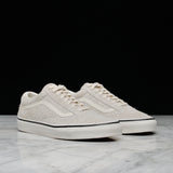"OLD SKOOL ""FUZZY SUEDE"" - BIRCH"
