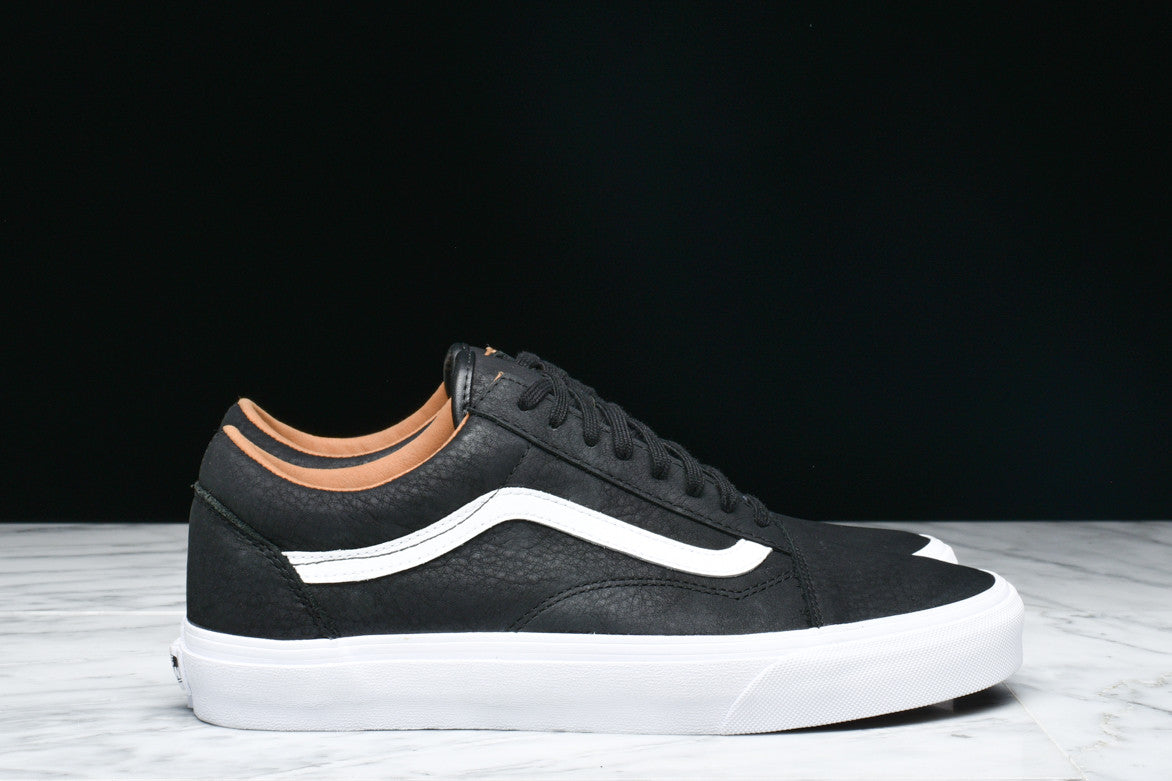 OLD SKOOL PREMIUM LEATHER - BLACK