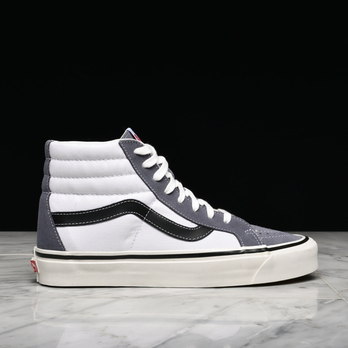 c77ee0f948781c ANAHEIM FACTORY SK8- HI 38 DX - OG DARK GREY