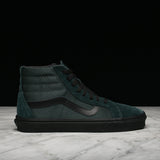 "SK8-HI REISSUE ""METAL TWILL"" - DARKEST SPRUCE"