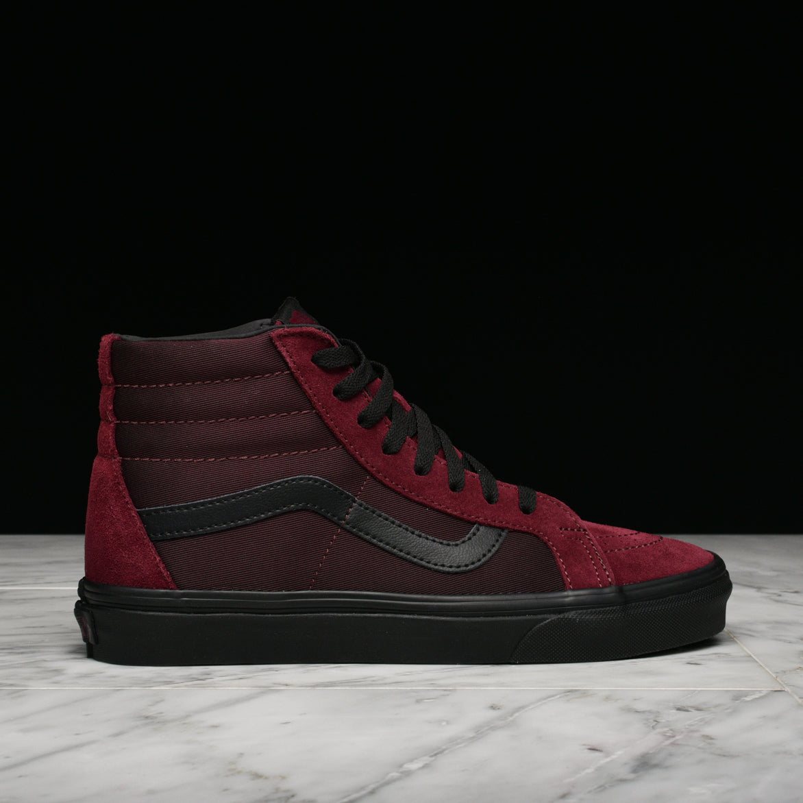 "SK8-HI REISSUE ""METAL TWILL"" - PORT ROYALE"