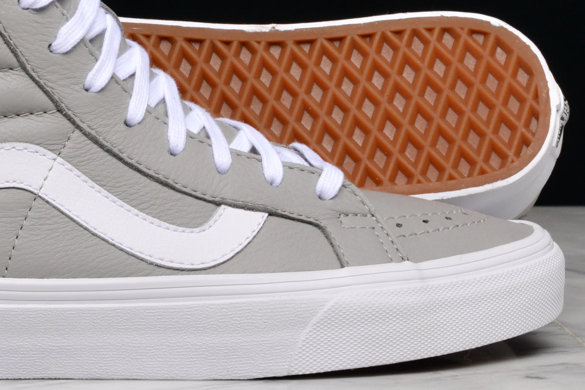 SK8-HI REISSUE LEATHER - OXFORD / DRIZZLE