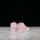 SK8-HI ZIP (TODDLER) - CHALK PINK