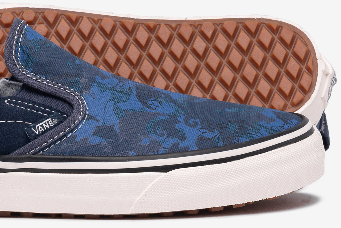 "BJ BETTS X VANS CLASSIC SLIP-ON ""MADE FOR THE MAKERS"""