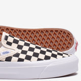 VANS VAULT OG CLASSIC SLIP-ON - CHECKERBOARD