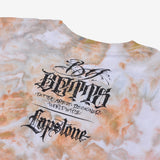 LAPSTONE X BJ BETTS VANS MAKERS TEE - CAMEL