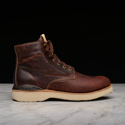 VIRGIL BOOTS-FOLK (KNGR) - DARK BROWN
