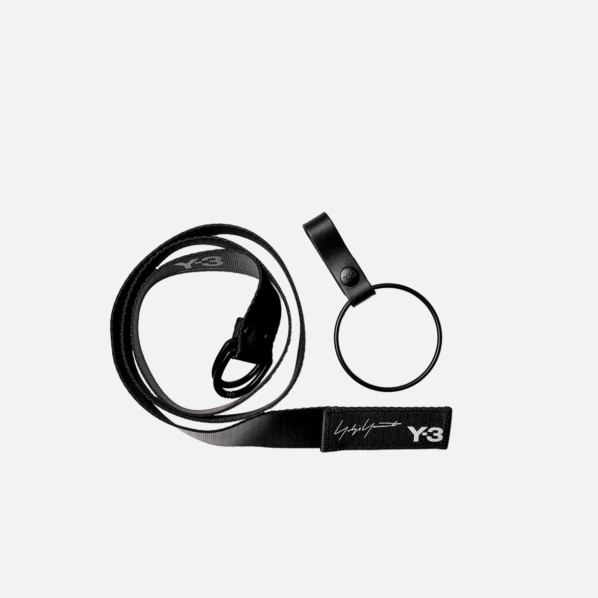 HOOK BELT - BLACK
