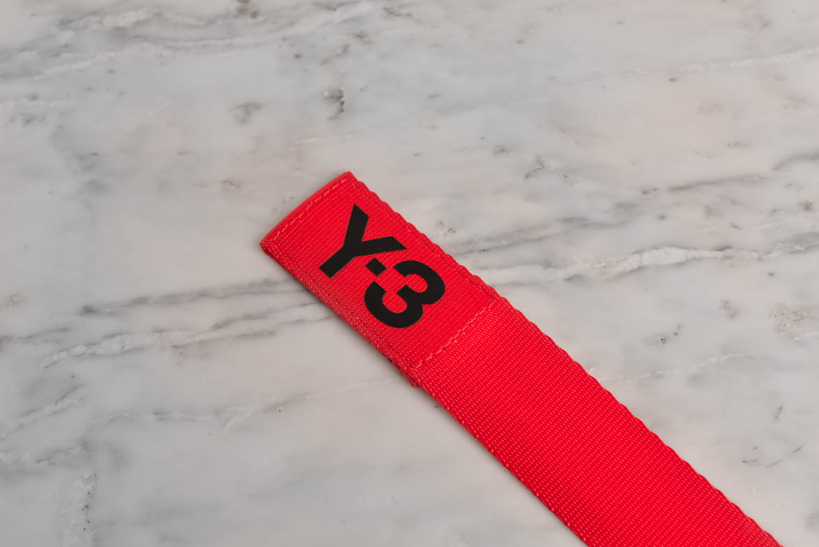 LOGO BELT - RED