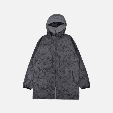 CH1 DISTRESSED REFLECTIVE JACKET - REFLECTIVE SILVER