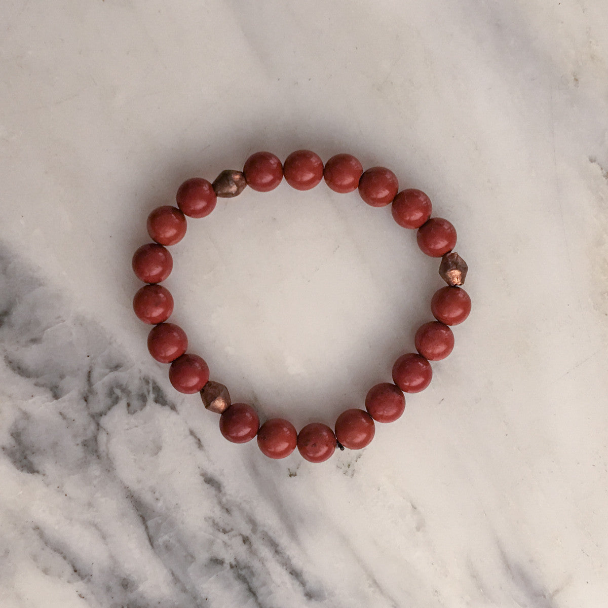 META BRACELET - RED COPPER