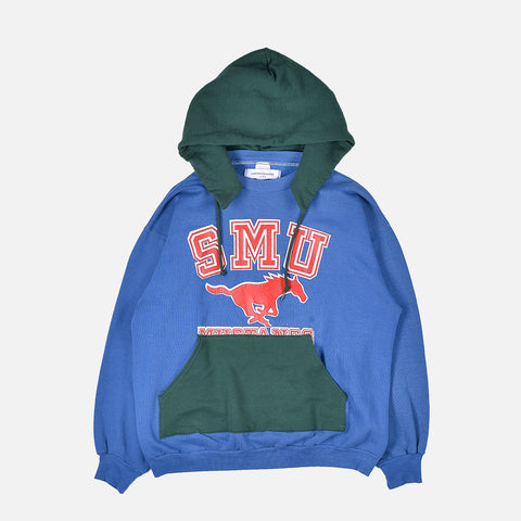 SMU RECONSTRUCT HOODIE - SMALL