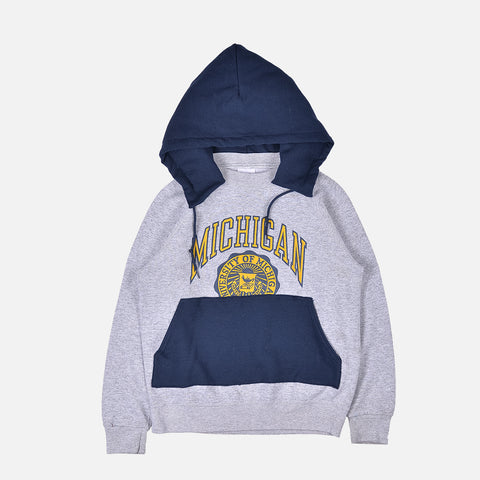 MICHIGAN RECONSTRUCT HOODIE - SMALL