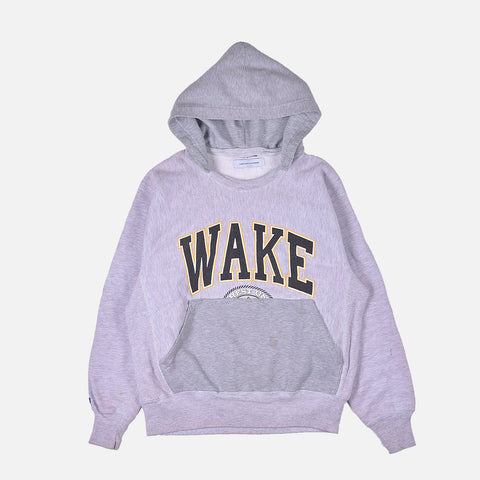 WAKE RECONSTRUCT HOODIE - LARGE