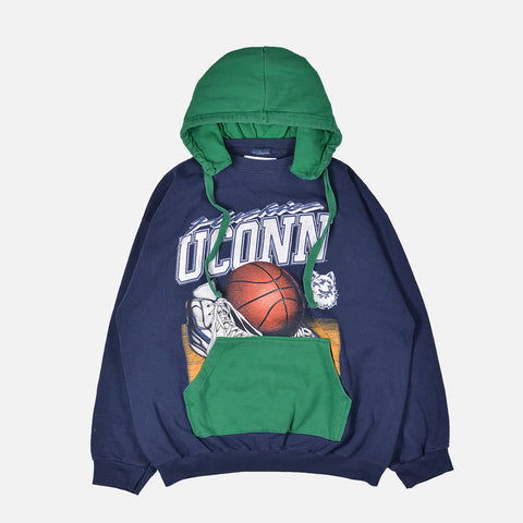 UCONN RECONSTRUCT HOODIE - XL